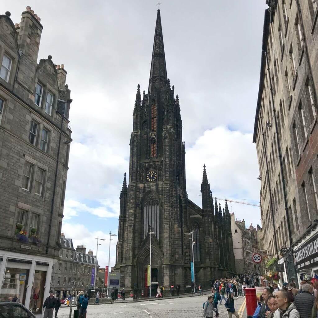 The Hub Royal mile Edimburgo