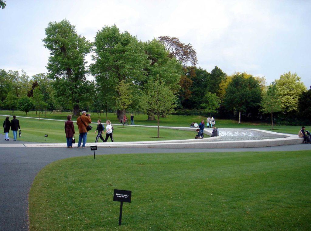 Hide Park - Princess Diana Memorial