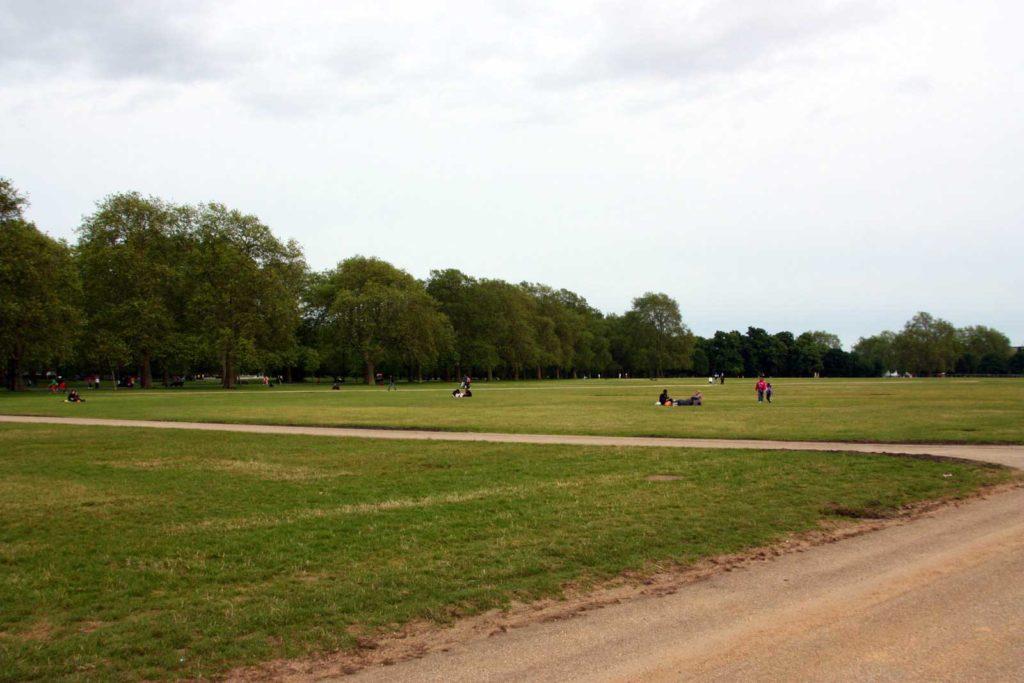 London Hide Park