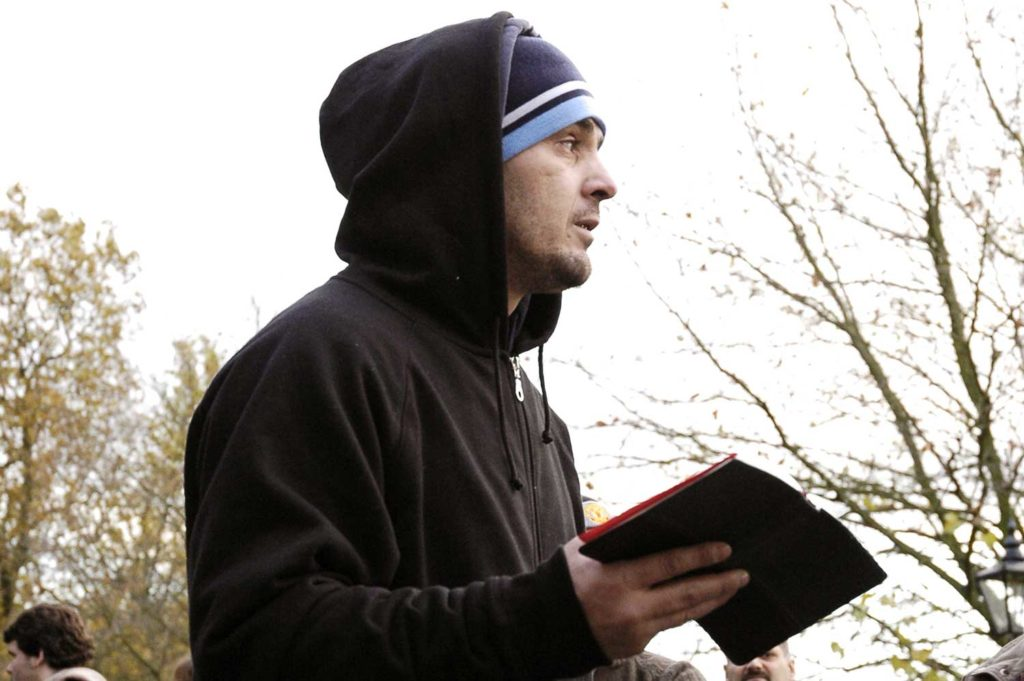 predicatori religiosi londra