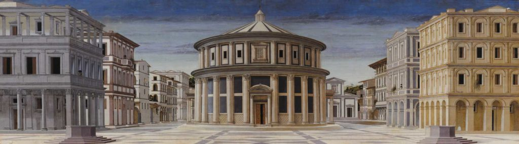 La città Ideale Urbino