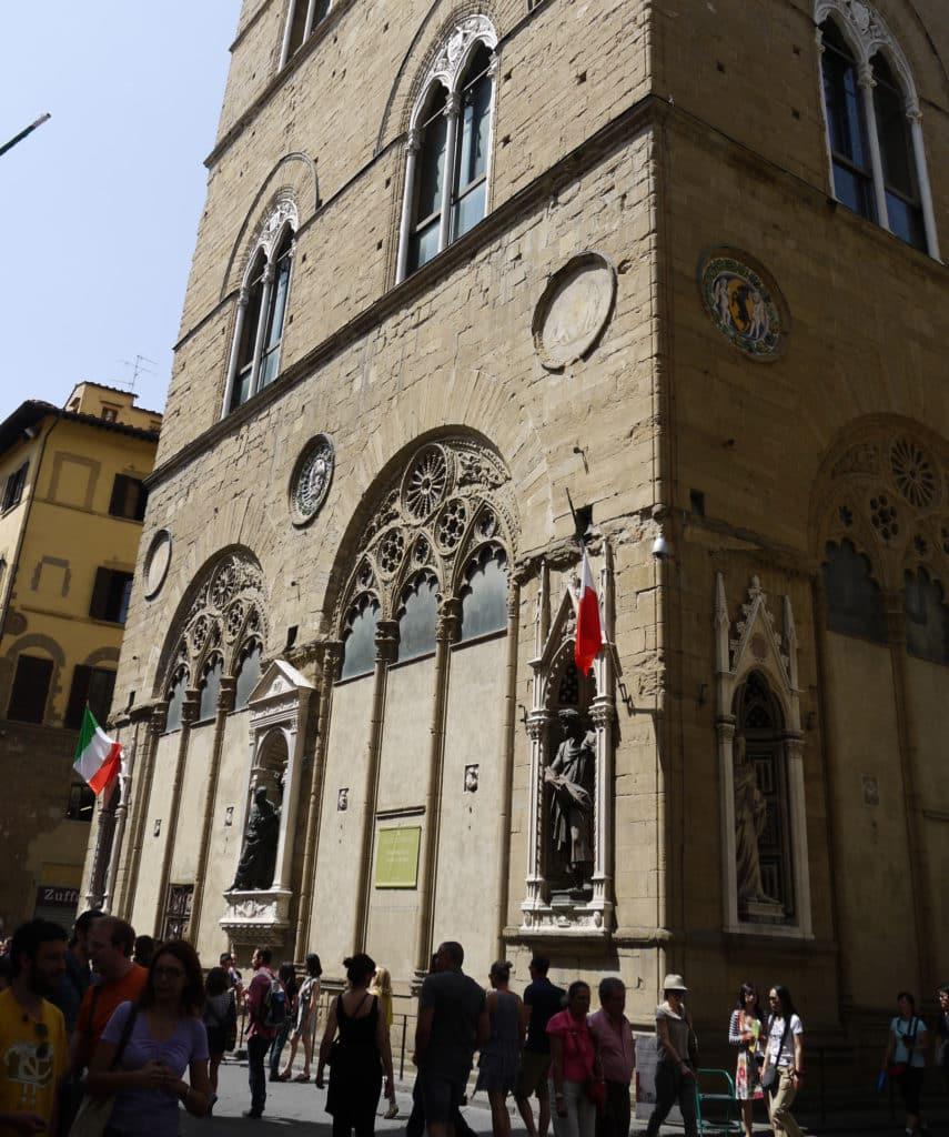 Church of Orsanmichele Florence