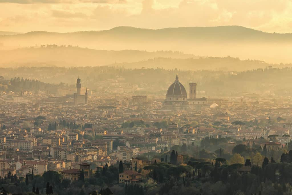 What to see in Florence in a day