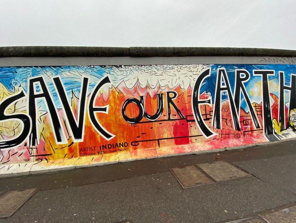 Berlino cosa vedere - Il muro di Berlino