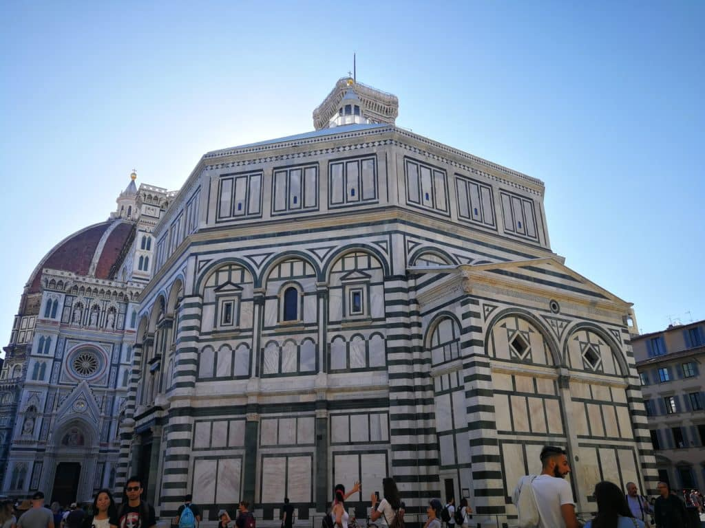 Baptistery of Florence