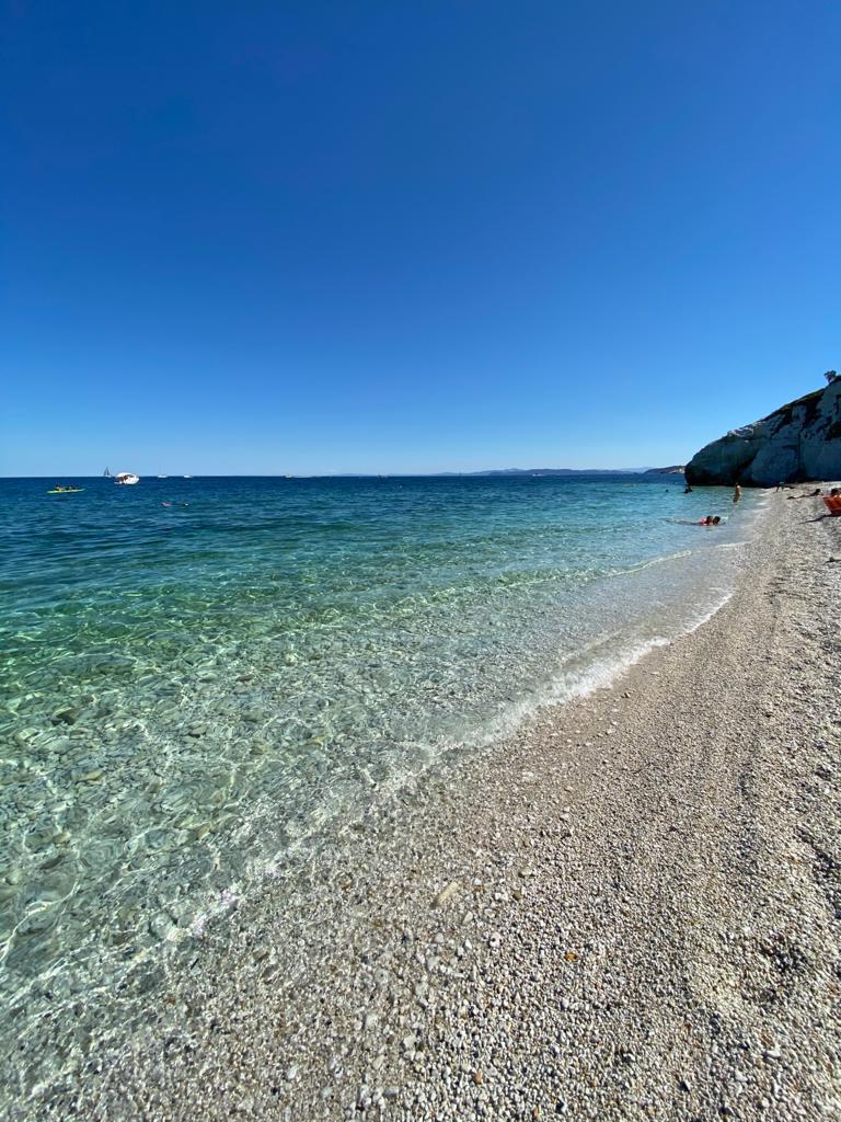 Spiaggia Capo Bianco