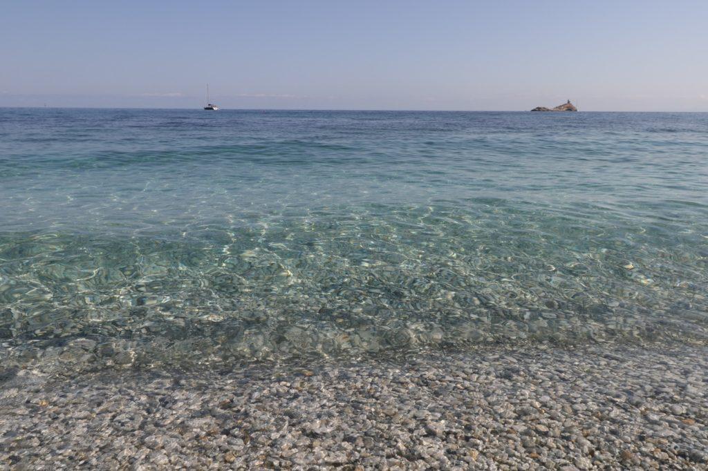 Spiaggia Le Ghiaie Elba