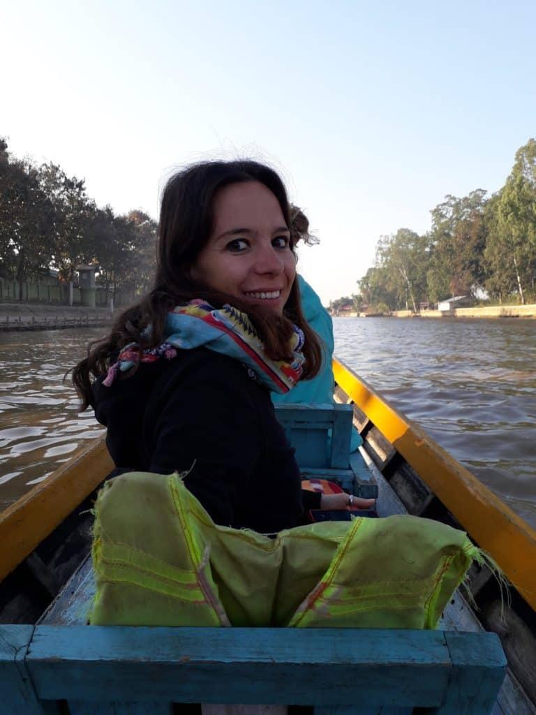 TRekking myanmar lago inle