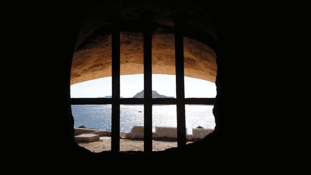 La prigione di Montecristo