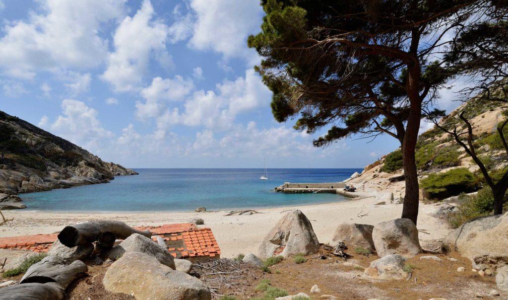 isola di Montecristo cala Maestra