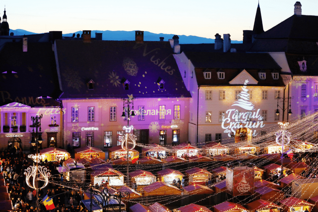 Sibiu - Christmas markets